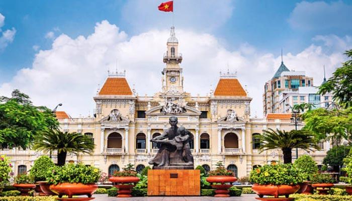 Palacio Ho Chi Minh