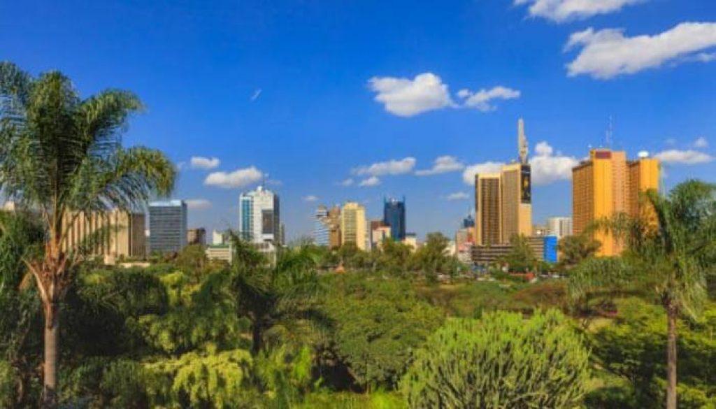 Nairobi-viat da floresta