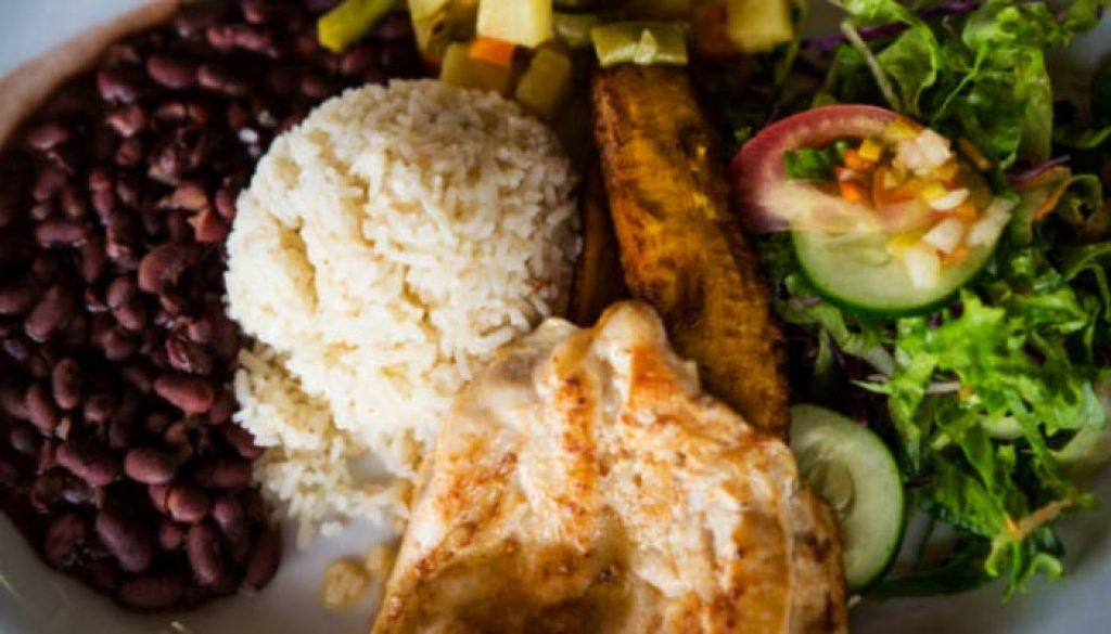 O que comer na América Central