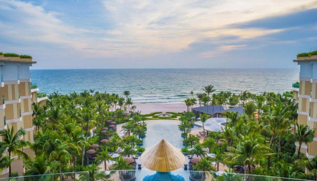 Phú Quốc é uma ilha vietnamita ao largo da costa do Camboja, no Golfo da Tailândia