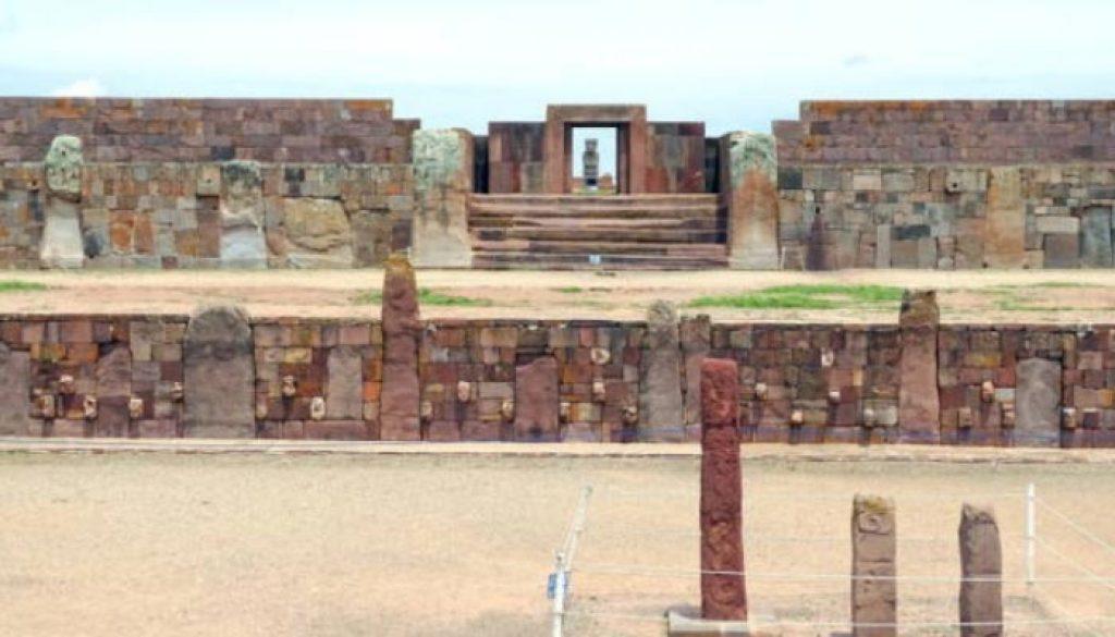 Ruínas de Tiwanaku