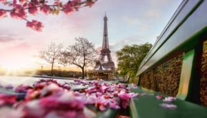 Torre Eifel - Paris França