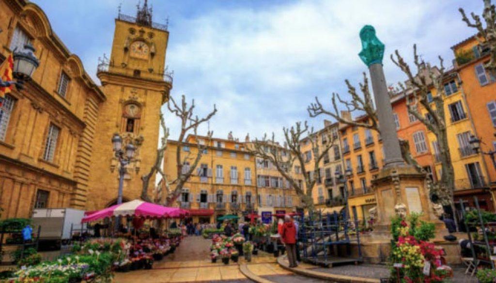 Aix-em-Provence