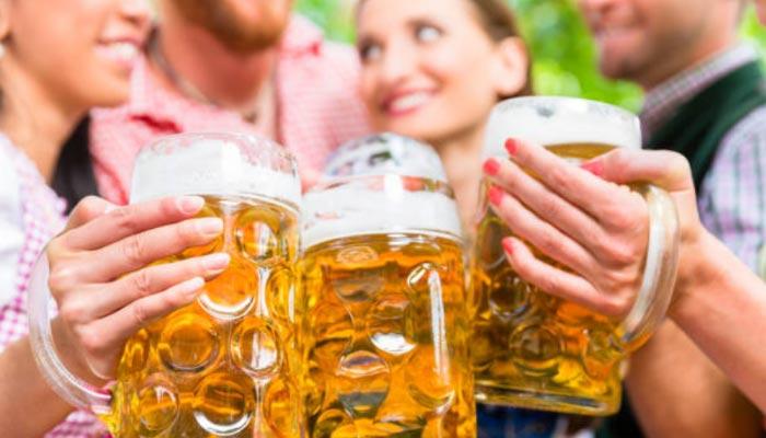 Biergartens-de-Munique