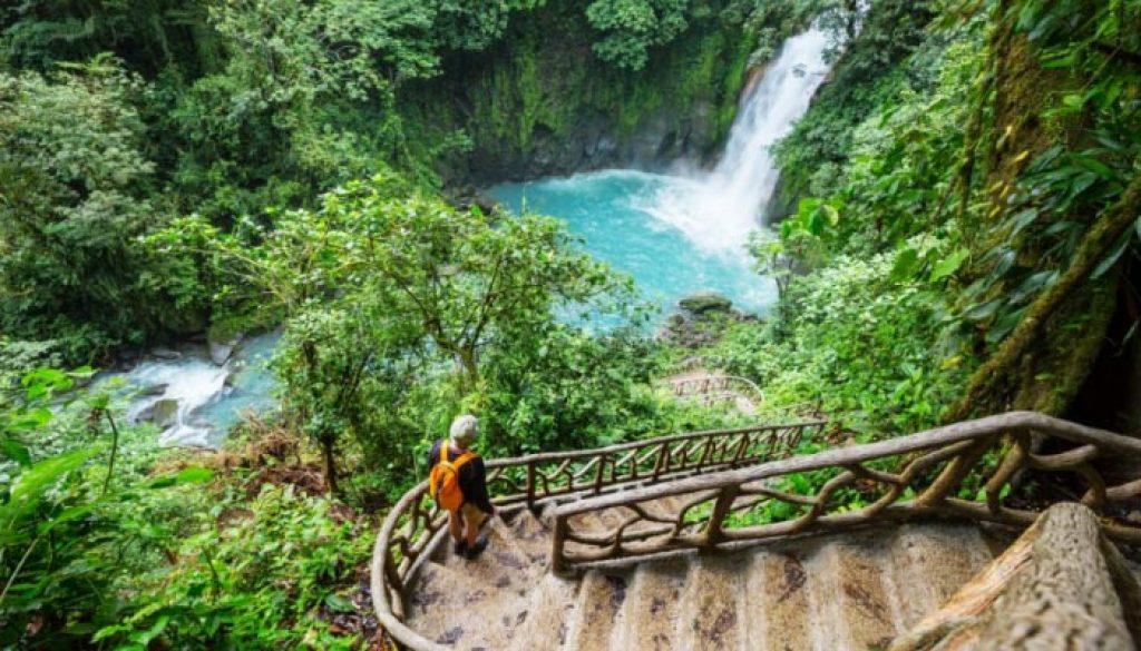 Cachoeira-La-Fortuna