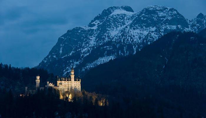 Castelo-de-Neuschwanstein