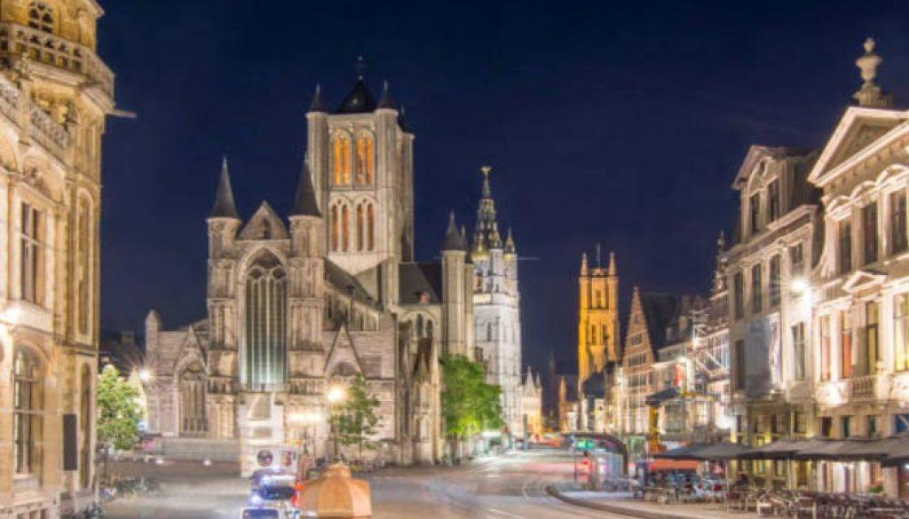 Catedral-de-Saint-Bavo