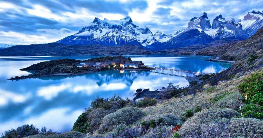 Chile-cadeia-de-montanhas-para-Esquiar