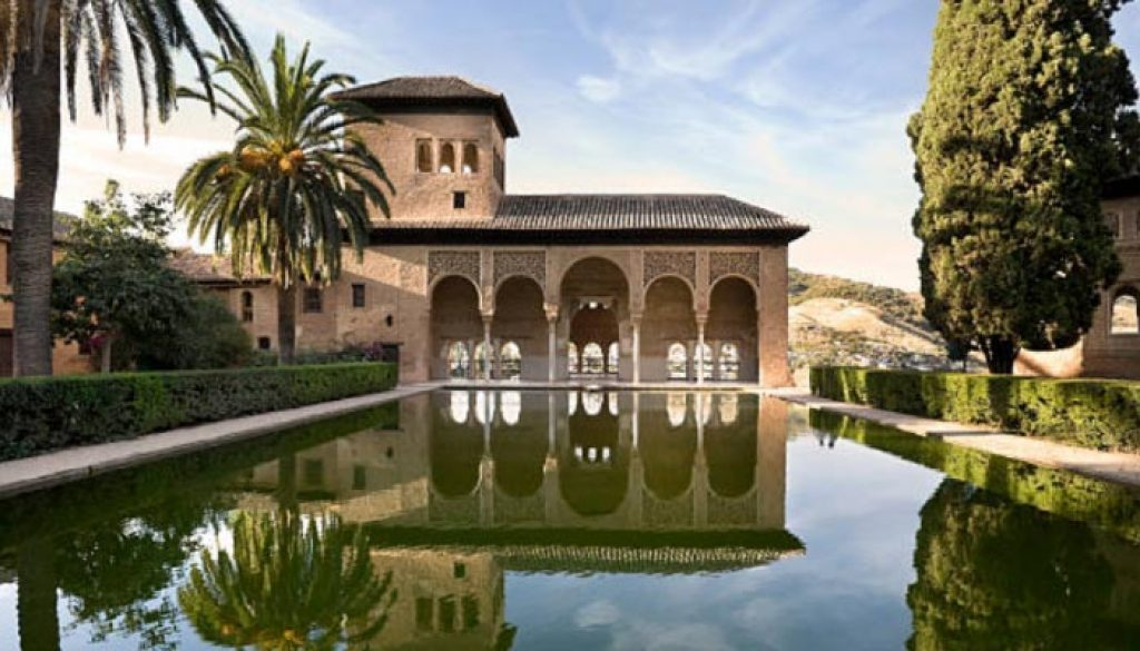 Granada-Espanha-Alhambra