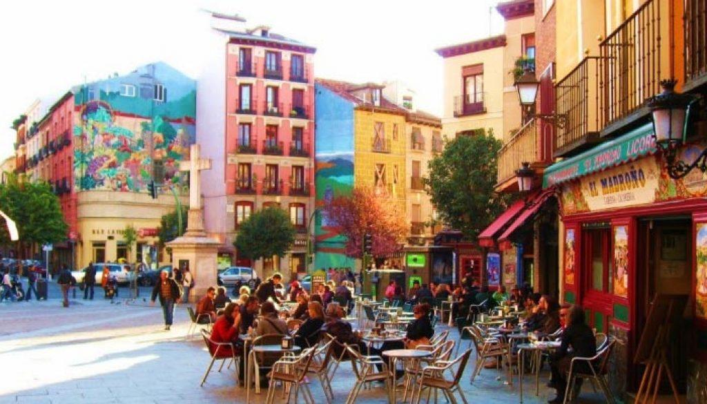 Madri-na-Espanha