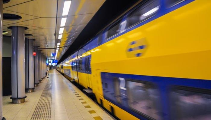 Metro-na-Holanda