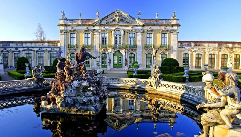 Palacio-de-Queluz