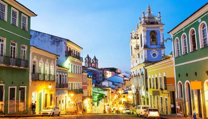 Pelourinho-Salvador