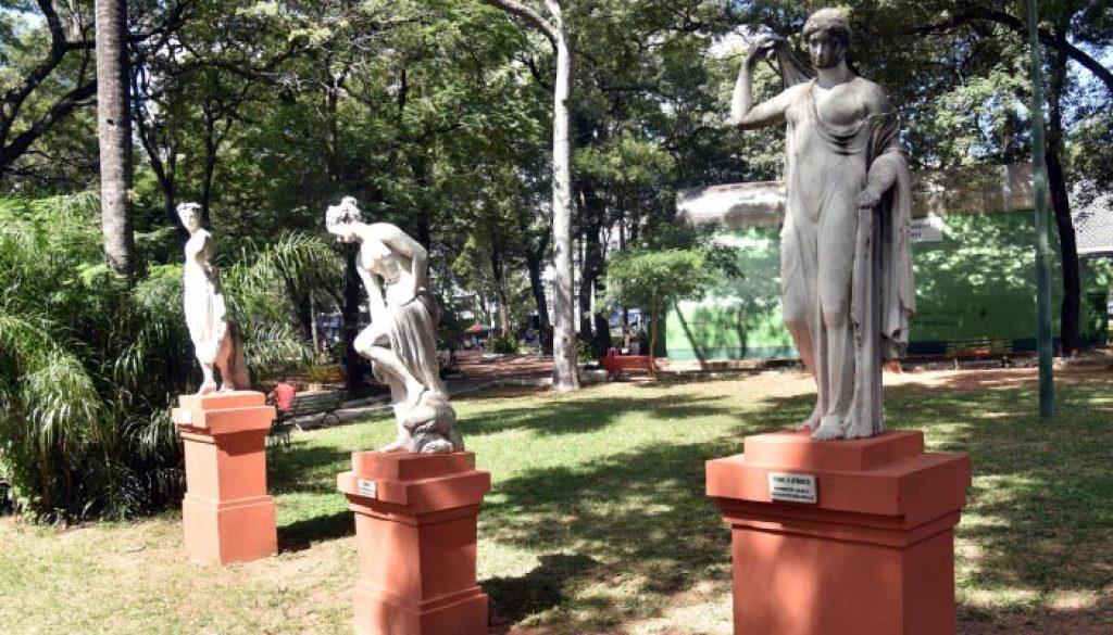 Praça uruguaia