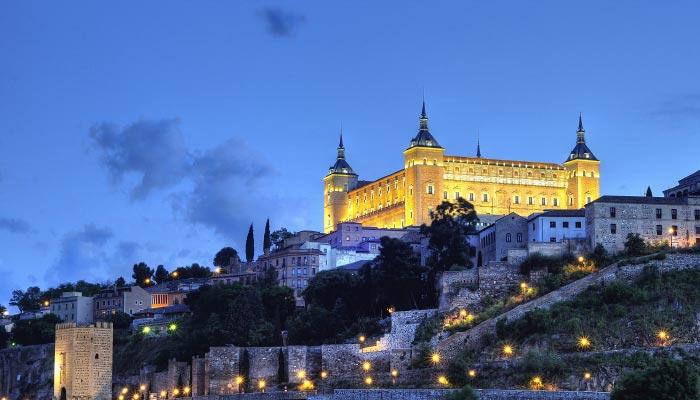 Toledo-na-Espanha