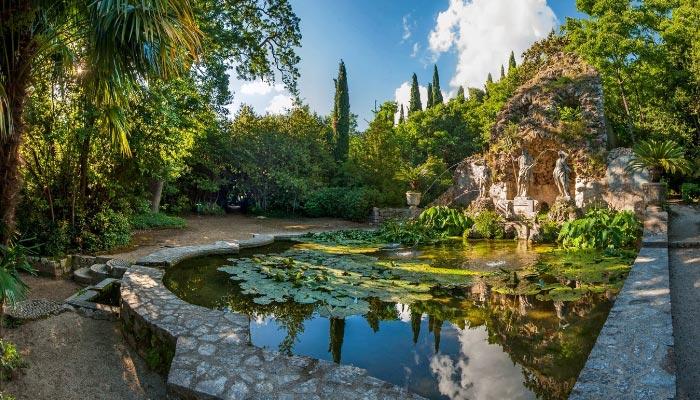 Arboretum-de-Trsteno