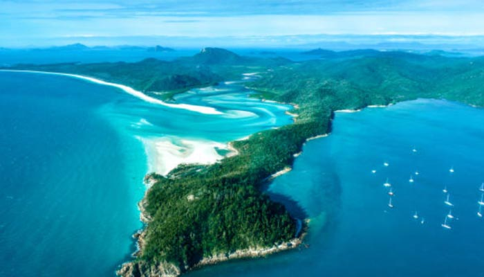 Areias-de-Whitsundays