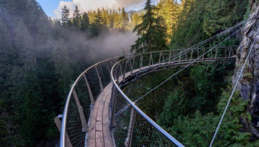 Capilano-Suspension-Bridge