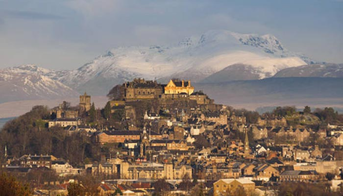 Castelo-de-Stirling