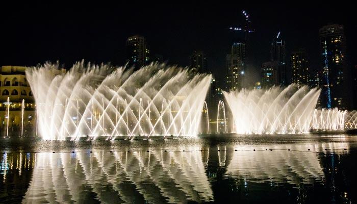 Fonte-de-Dubai