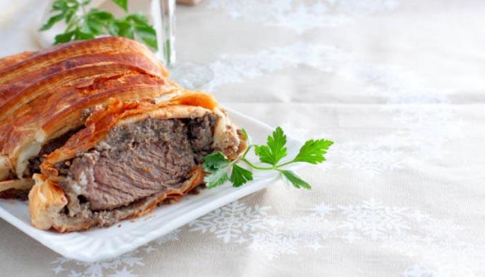 Wellington-Beef