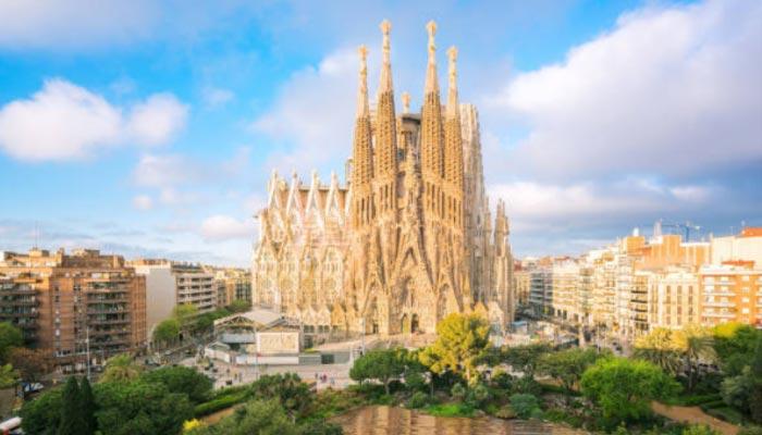 Barcelona pontos turisticos