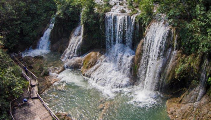 Pontos Tur]isticos Cachoeiras-Bonito