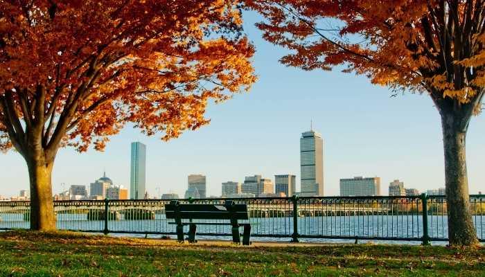 Descubra Boston