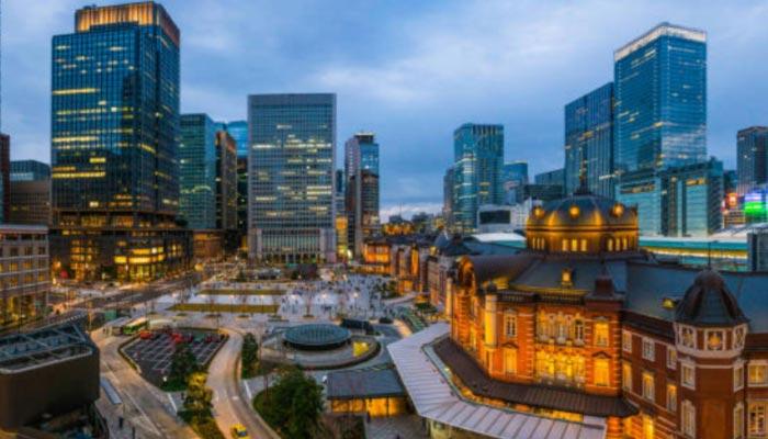 Tokyo-Station,-Marunouchi