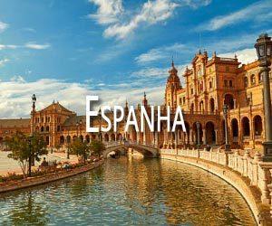 Melhores pontos para turismo na Espanha