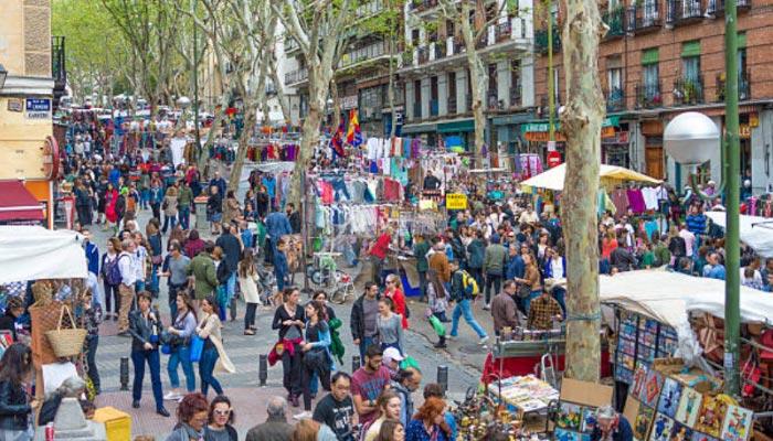 Mercado-El-Rastro