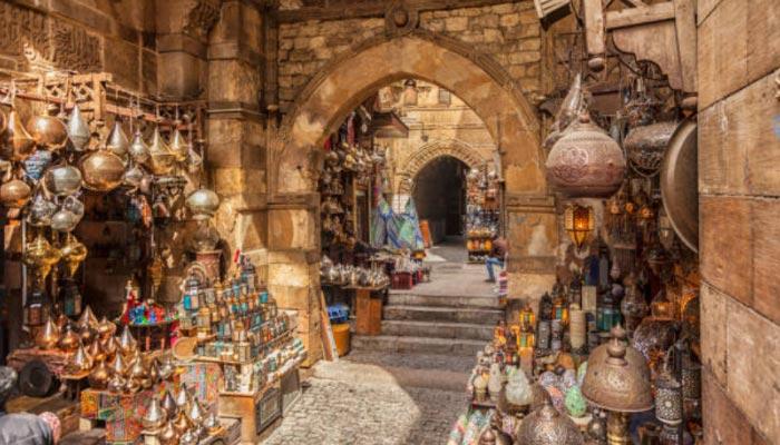 Mercado-de-Khan-El-Khalili