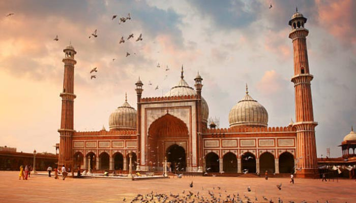 Mesquita-da-Jama-Masjid