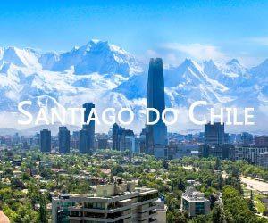 melhor pacote de viagem em Santigo do chile