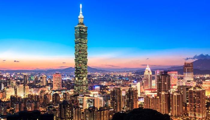 Taipei-onde-fica