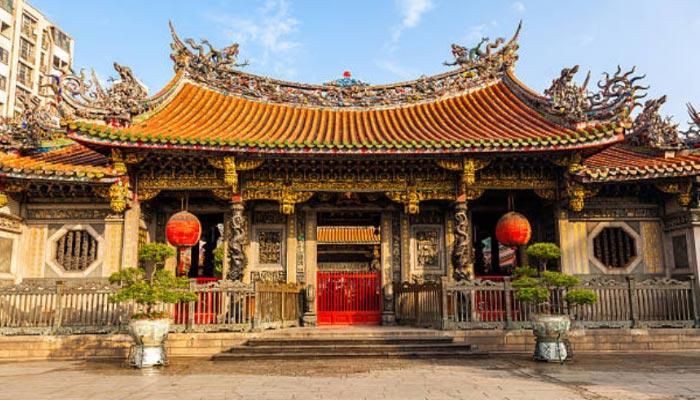 Templo-de-Longshan