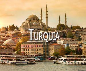 Pacotes de viagem para Turquia