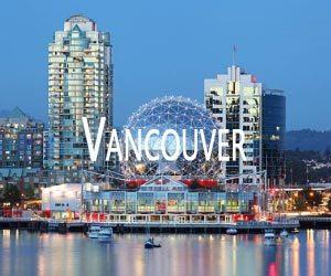 onde fica e como chegar em Vancouver