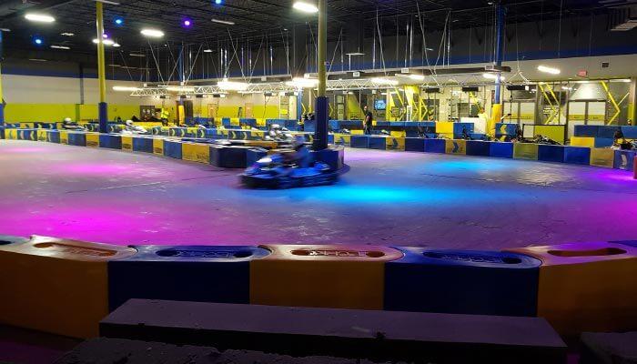 i-Drive-Nascar-Indoor-Kart-Racing