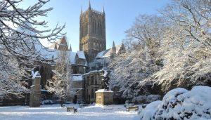 Lugares para visitar no inverno