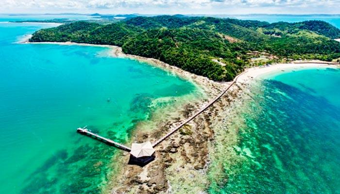 Ilhas dos Frades e de Itaparica