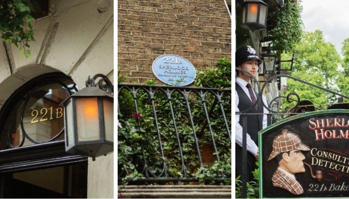 Museu Sherlock Holmes Londres