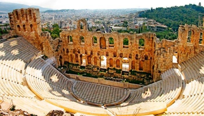 Teatros mais famosos do mundo
