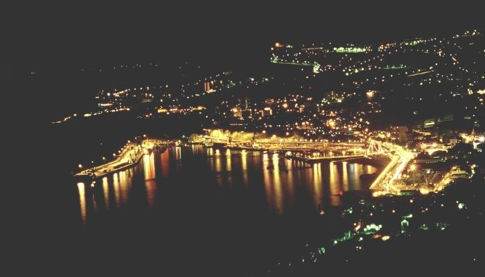 lha da Madeira noturno
