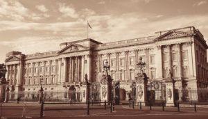 Dentro do Palácio de Buckingham