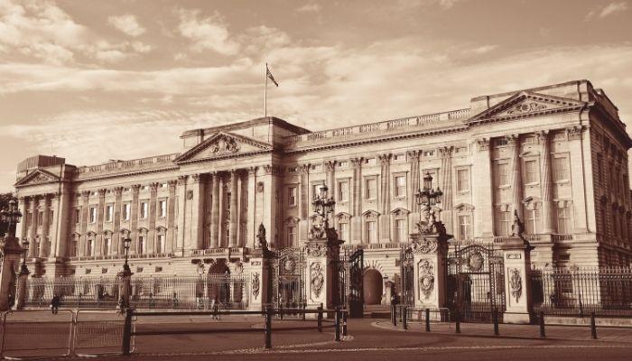 A história do Palácio