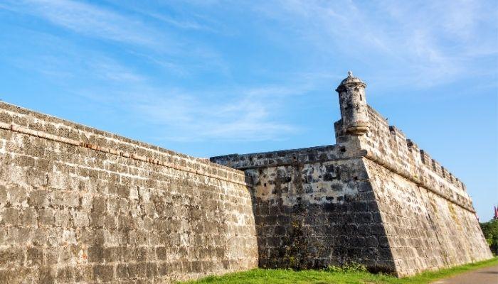 A história por trás do muro