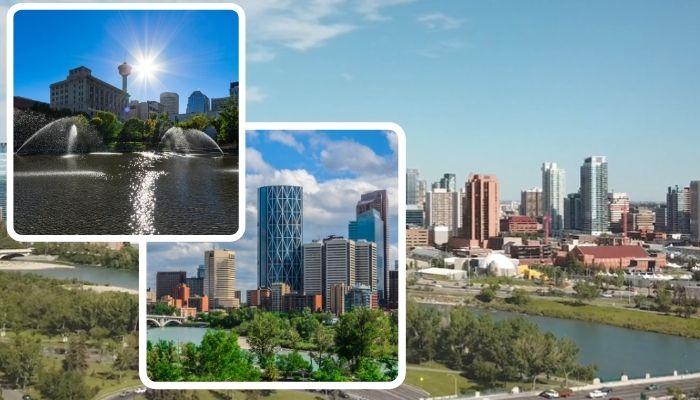 Calgary Alberta Canadá