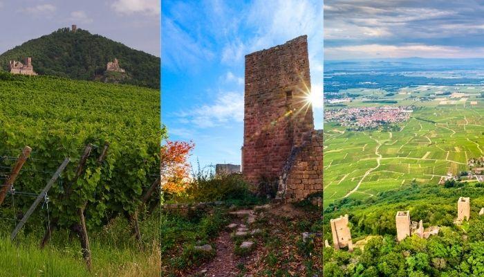 Castelo de Eguisheim