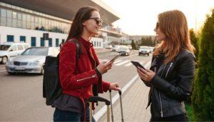 Como usar celular no exterior